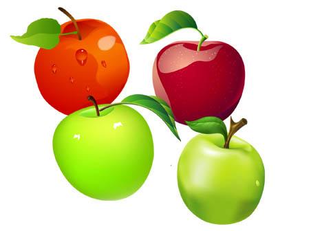 free_vector_apple_452